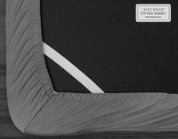 500TC Supima® Cotton Sheet Set - Platinum