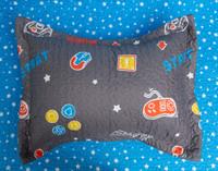 Game Over Coverlet Set pillow sham.