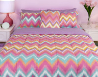 Sunset Boulevard Kids' Comforter Set - 8-Piece Bed in a Bag