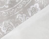 Sakara reverses to a solid white background.