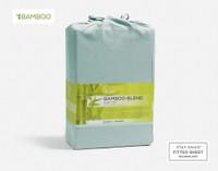 Bamboo Cotton Sheet Set - Jadeite