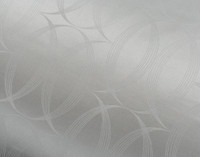 Close-up of Armoire circular jacquard pattern