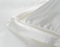 Close-up of Verve circular jacquard pattern