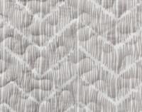 Close up of Edbury Chevron print