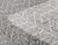 Edbury Pillow Sham Flange detail