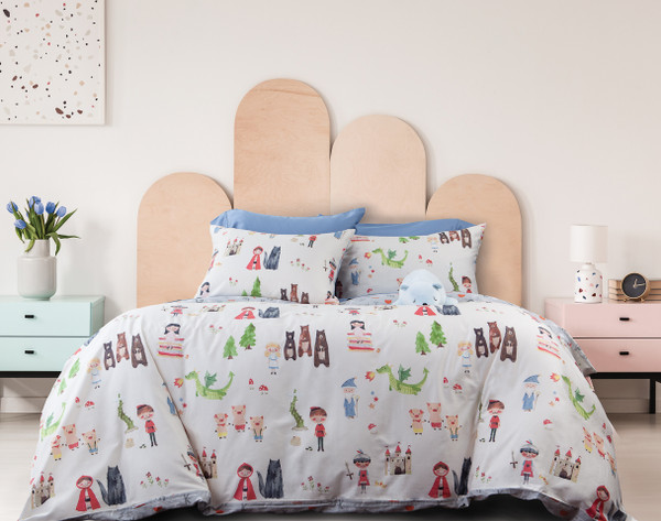 New! Cozy Cuddly Kids' Bedding