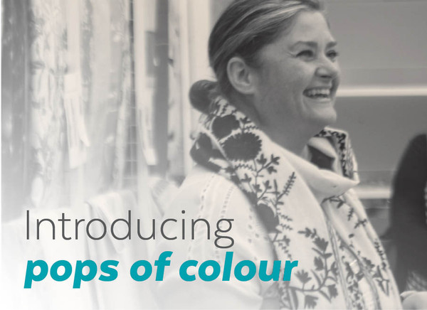 ​Simple Steps for Adding Colour to your Home