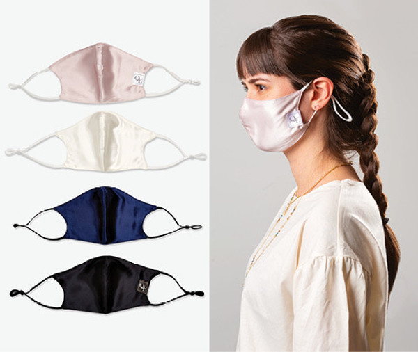5 Benefits of our Reusable Silk Face Masks (+ How to Make Your Own Filter!)