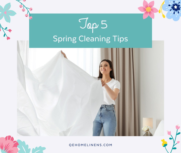 Top 5 Spring Cleaning Tips for 2021