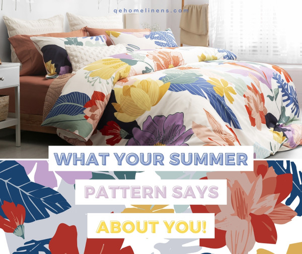 What Your Summer 2021 Pattern Says About You