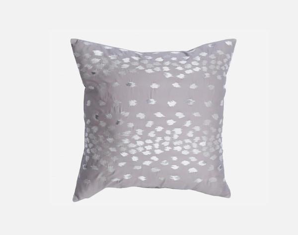 Snow Leopard Square Cushion Cover