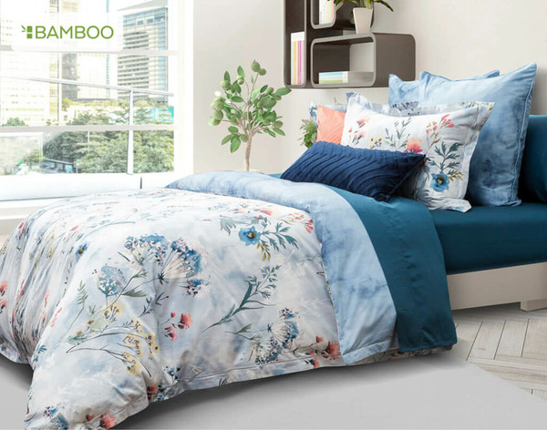 Faraday Duvet Cover side view