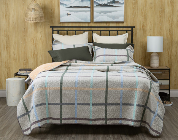 Simco Quilt set, front view
