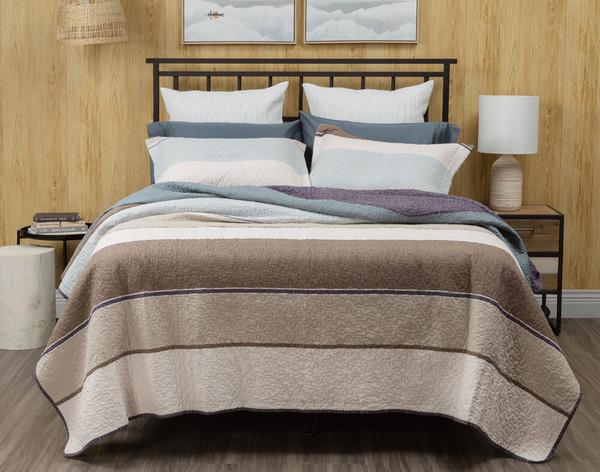 Baxter Cotton Quilt Set