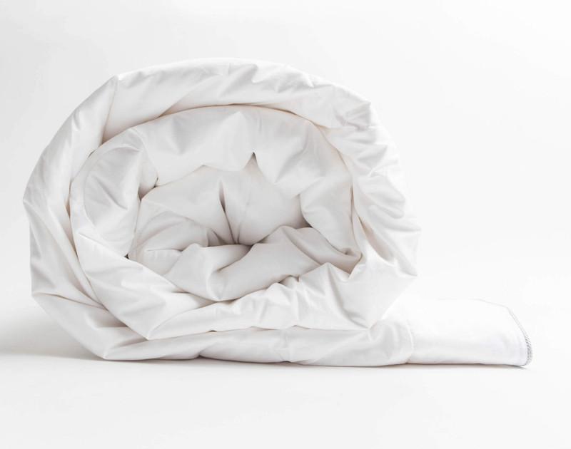 Meridian Mulberry Silk Duvet, folded