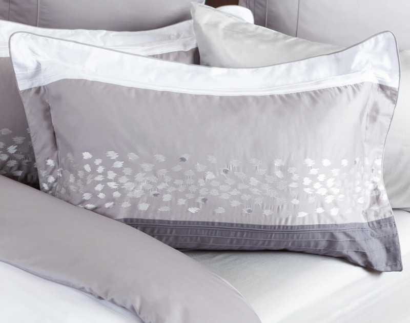 Snow Leopard Pillow Sham (Sold Individually)