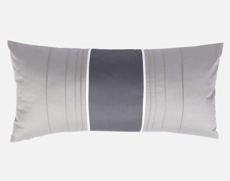 Snow Leopard Boudoir Pillow Cover