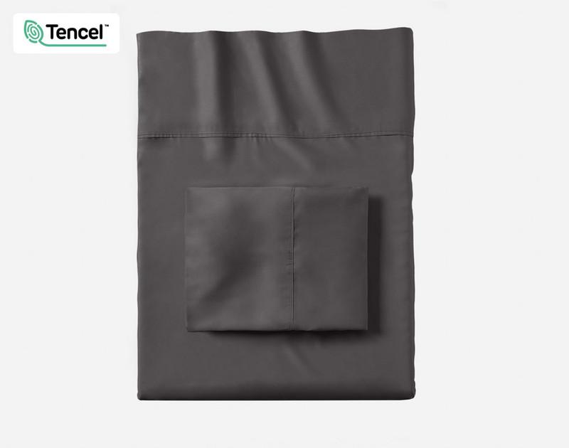 BeechBliss TENCEL™ Modal Sheet set in Pewter grey