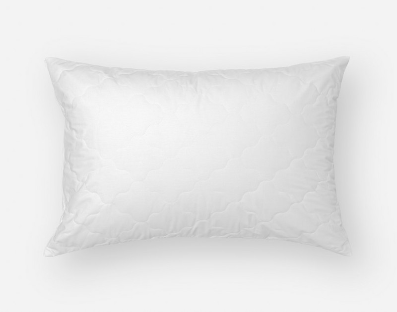 Quilted Pillow Protector.