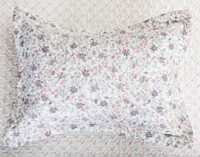 Lorelai Coverlet Set pillow sham