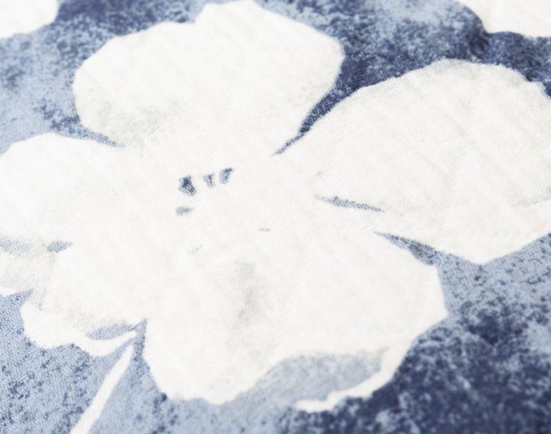 Montague Duvet Cover floral close-up