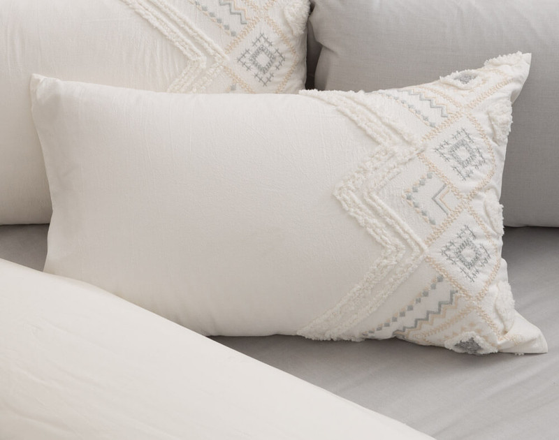 The Charity Pillow Sham.