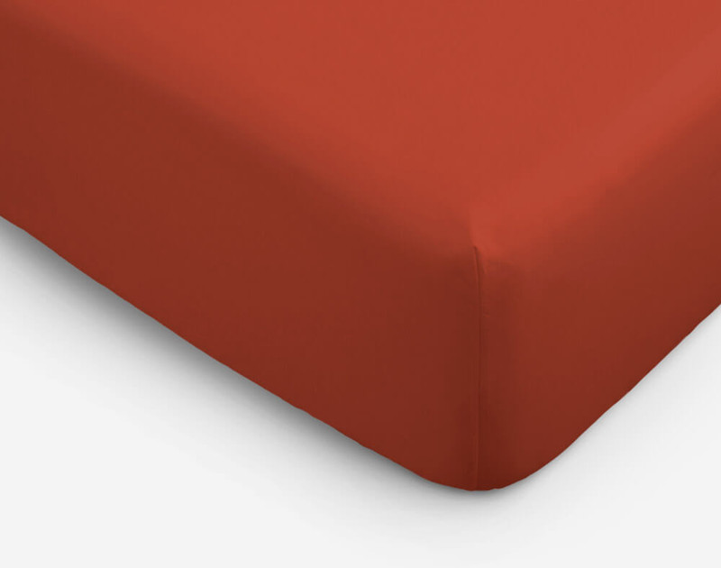 Cayenne fitted sheet