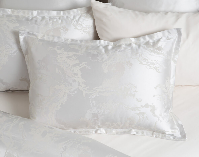 Travertine Pillow Shams.