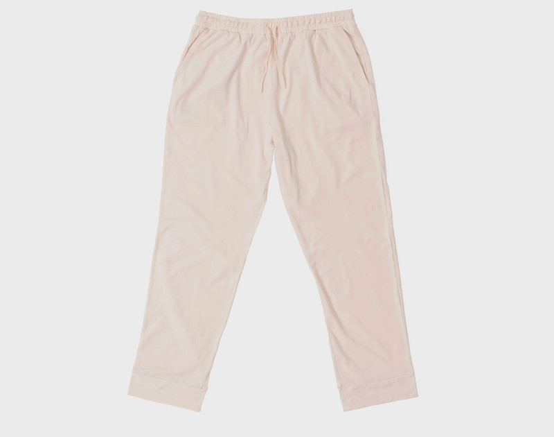 Modal Jersey Lounge Pants in Ballet Pink