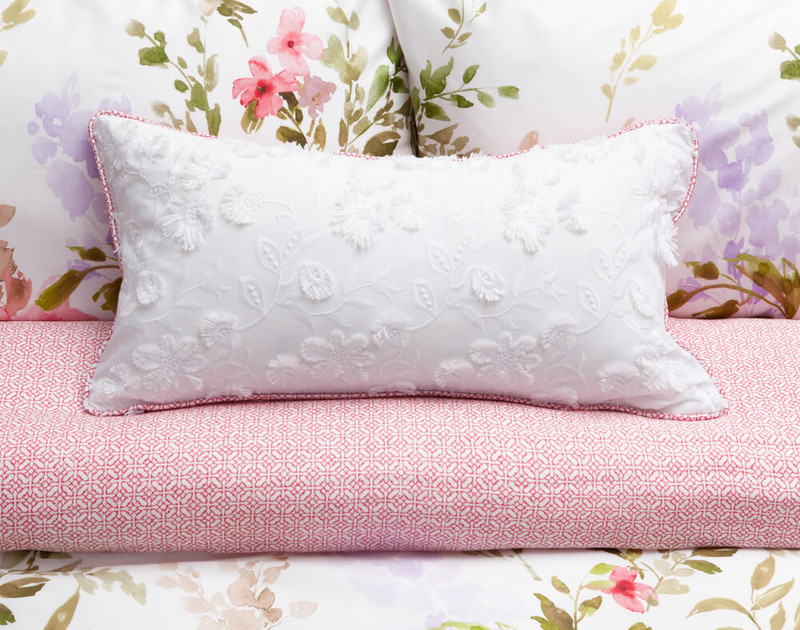 Calypso Boudoir Cushion Cover.