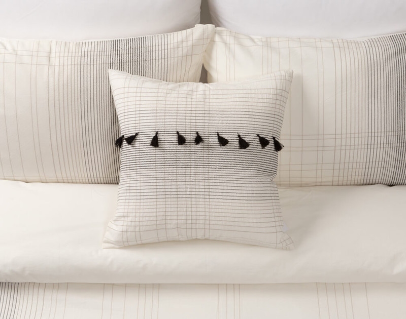 Mitchell Square Cushion Cover.