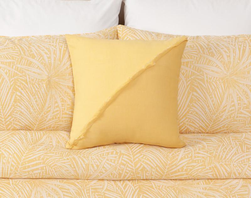 Moorea Square Cushion Cover.
