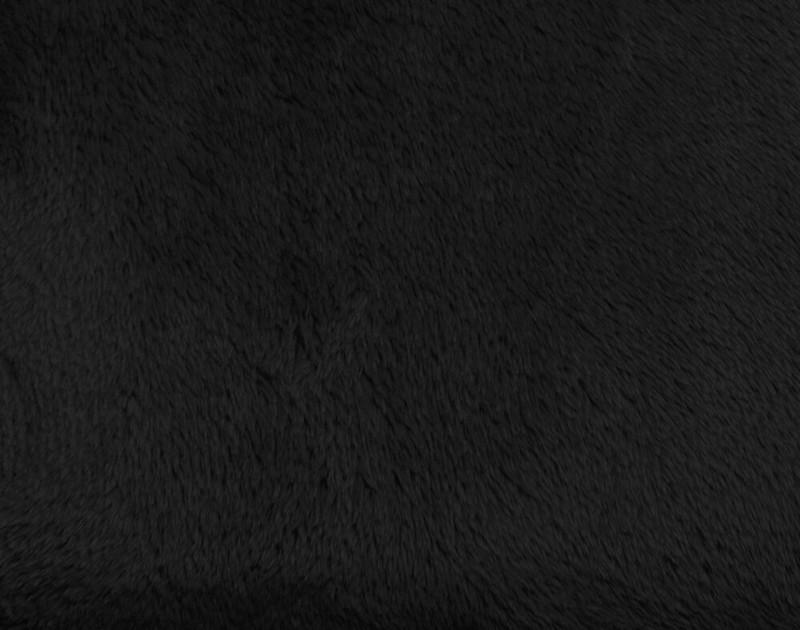 Velveteen Fleece Throw - Shale
