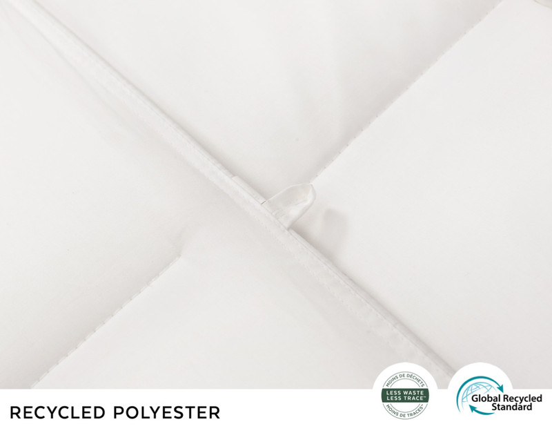 Selecta Recycled Polyester Duvet **