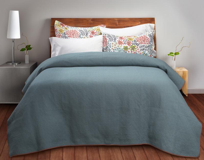 Camrose Cotton Quilt Set