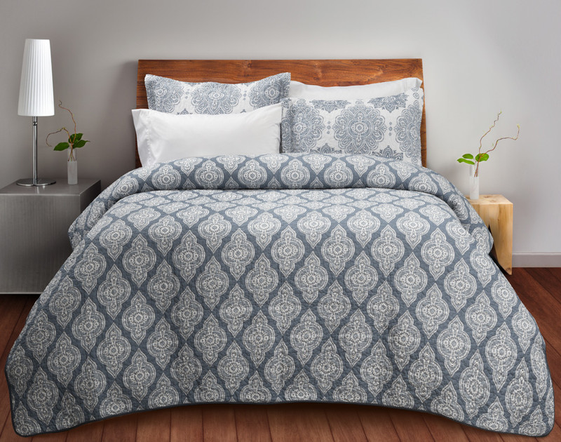 Treena Cotton Quilt Set
