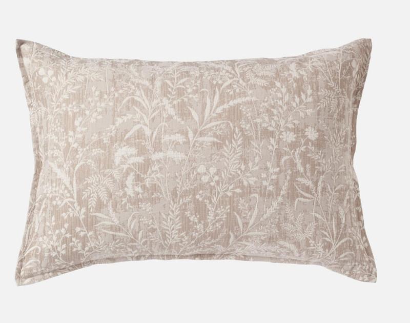 Meadowsweet Pillow Sham.