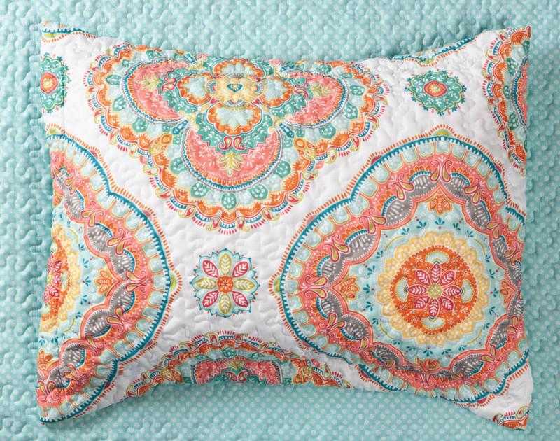 Marigold Pillow Sham.