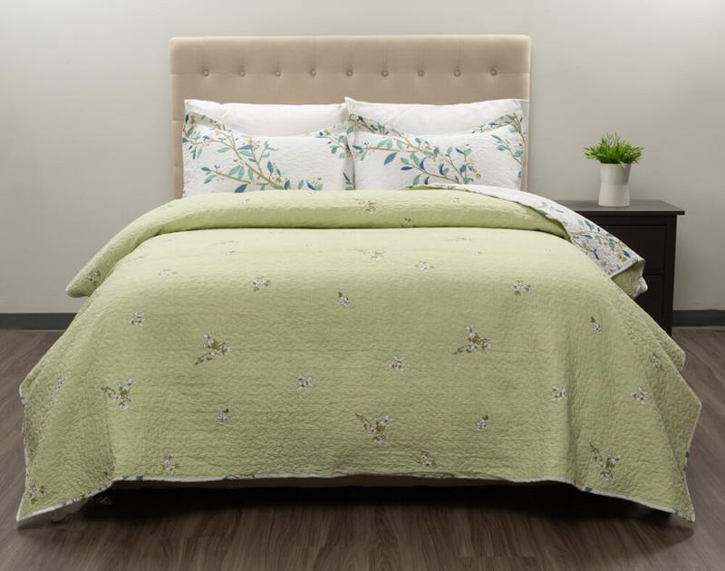 Josette Cotton Quilt Set