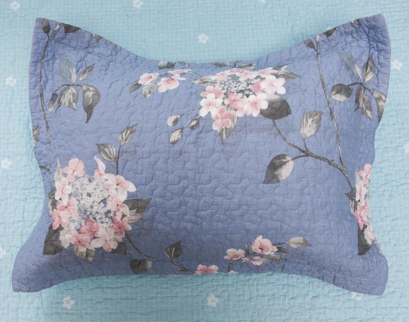 Swallowtail Pillow Sham.