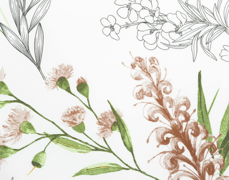 Duet, flower details