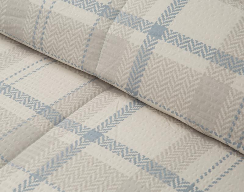 Townsend comforter set folded over