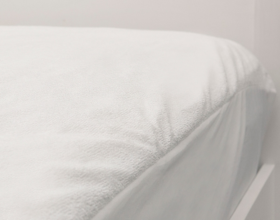 Waterproof Terry Top Mattress Protector (Extended Sizes Available)