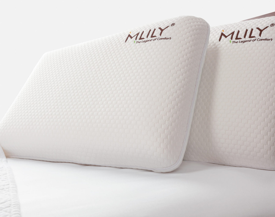 MLILY® Comfort Memory Foam Pillow