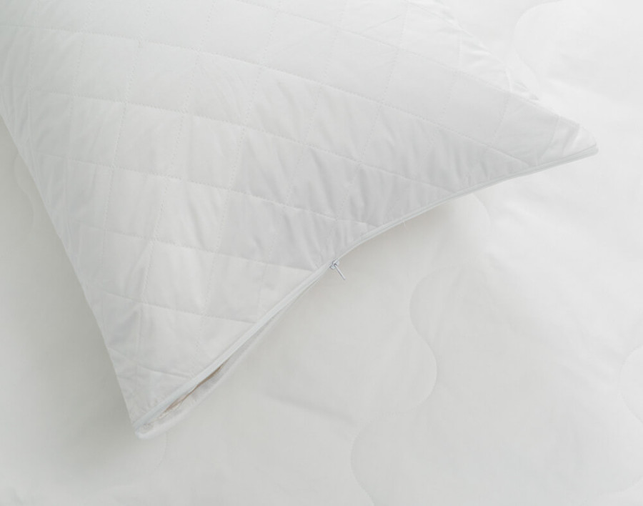 Silk Filled Pillow Protectors (Sold Individually)