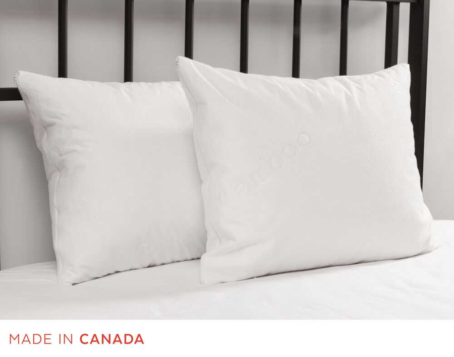 Kamboo Kapok Filled Adjustable Pillow.