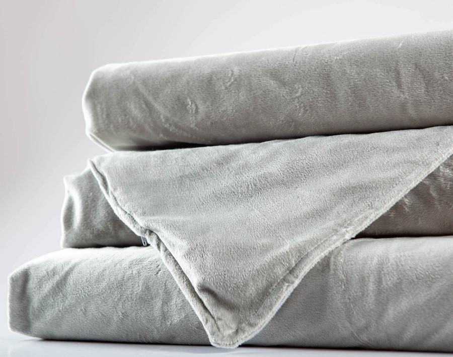 Balance Weighted Blanket Fleece Cover (Optional)