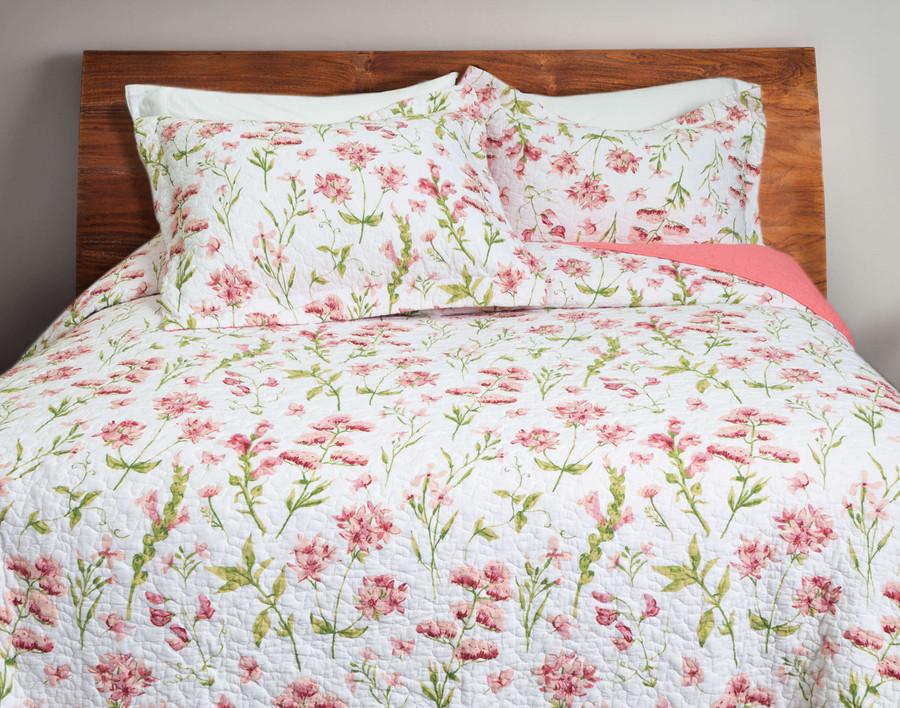 Evelynn Cotton Quilt Set