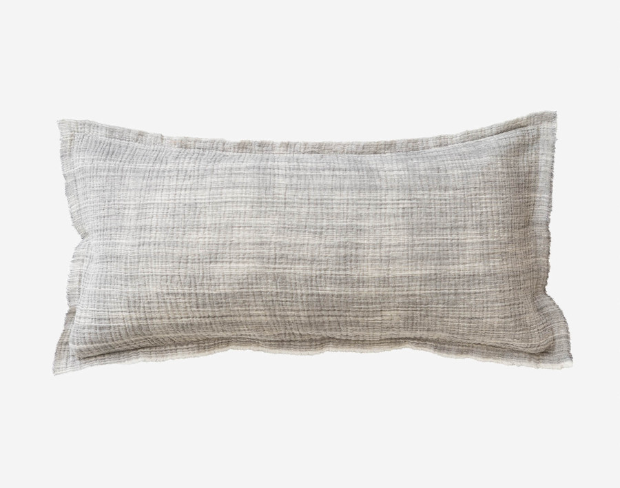 Wave Boudoir Pillow Cover