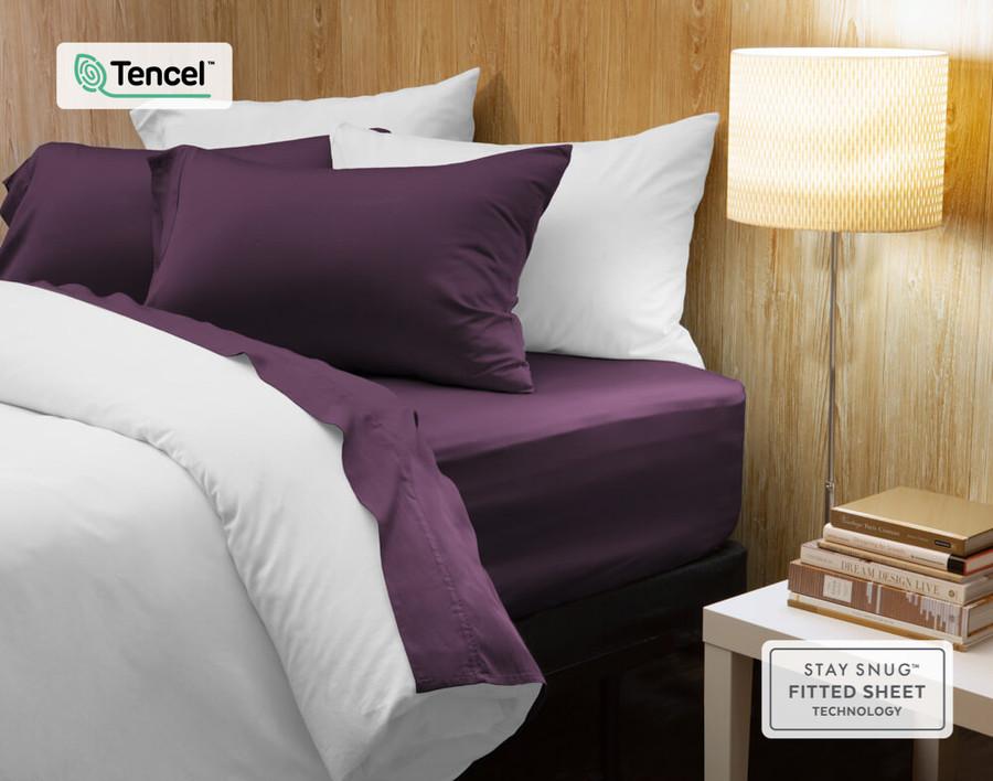 BeechBliss TENCEL™ Modal Sheet Set - Dewberry